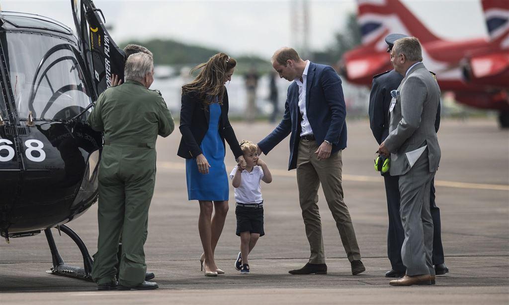 Gezin prins William