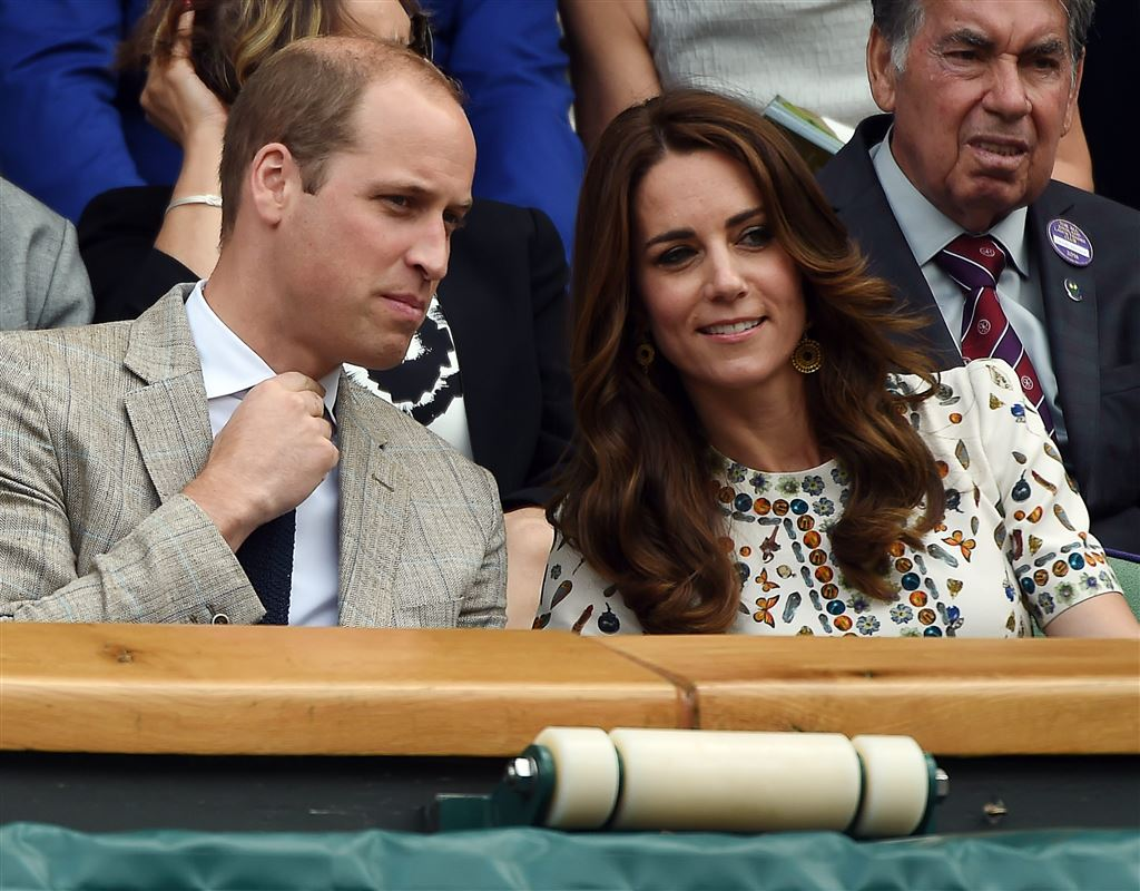 William en Catherine