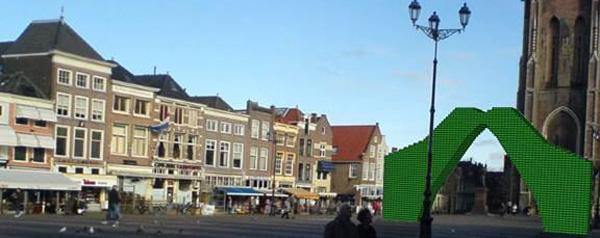 Bierkratbrug Delft