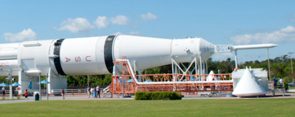 Kennedy Space Center - banner