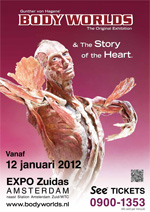 BODY WORLDS & The Story of the Heart