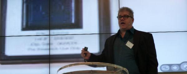 Raymond McCauley (Singularity University)