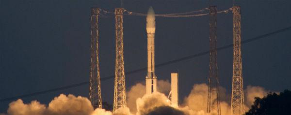 Vega-lancering