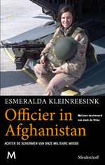 Officier in Afghanistan - cover