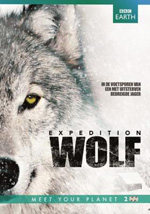 Expedition Wolf (dvd-cover)