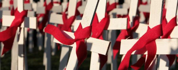 Aids zorgt voor veel slachtoffers