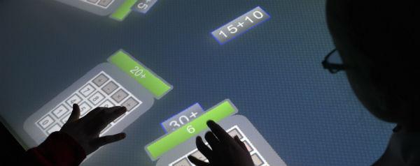 Touchscreenklas