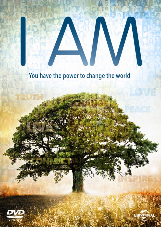 Dvd I am - cover
