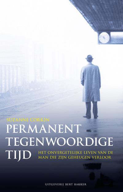 Boek 'Permanent tegenwoordige tijd' - cover