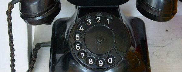 telefoon bakeliet