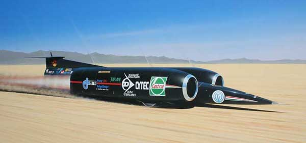 Thrust-SSC