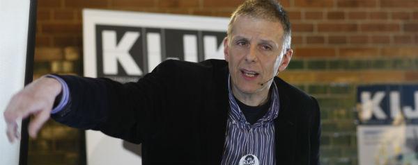 Carlo Beenakker op KIJK Live! - header