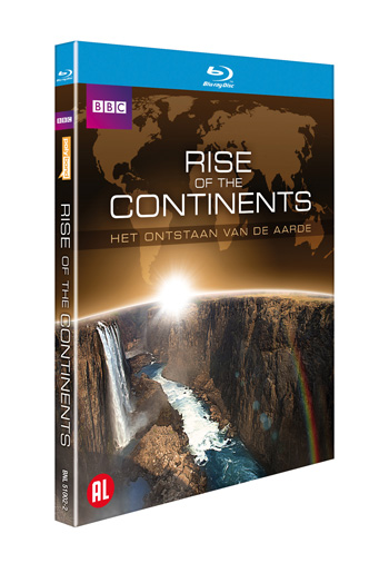 Rise of the continents - cover