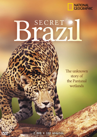 Dvd Secret Brazil - cover