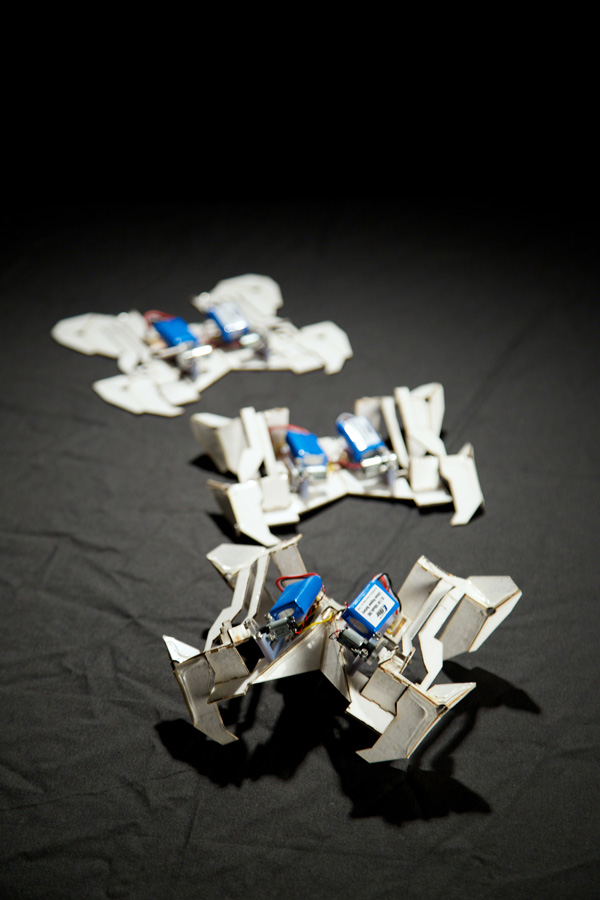 Origami-transformer - staand