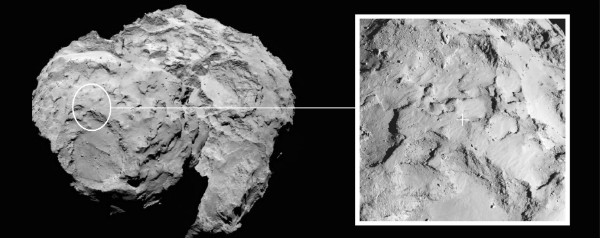 Philae - site J - header