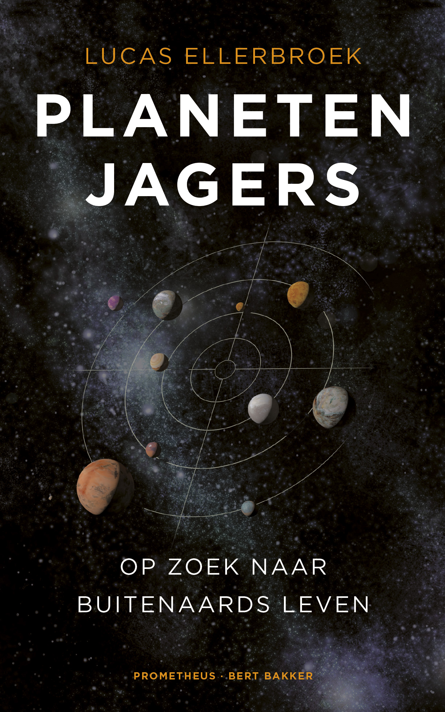Planetenjagers - cover