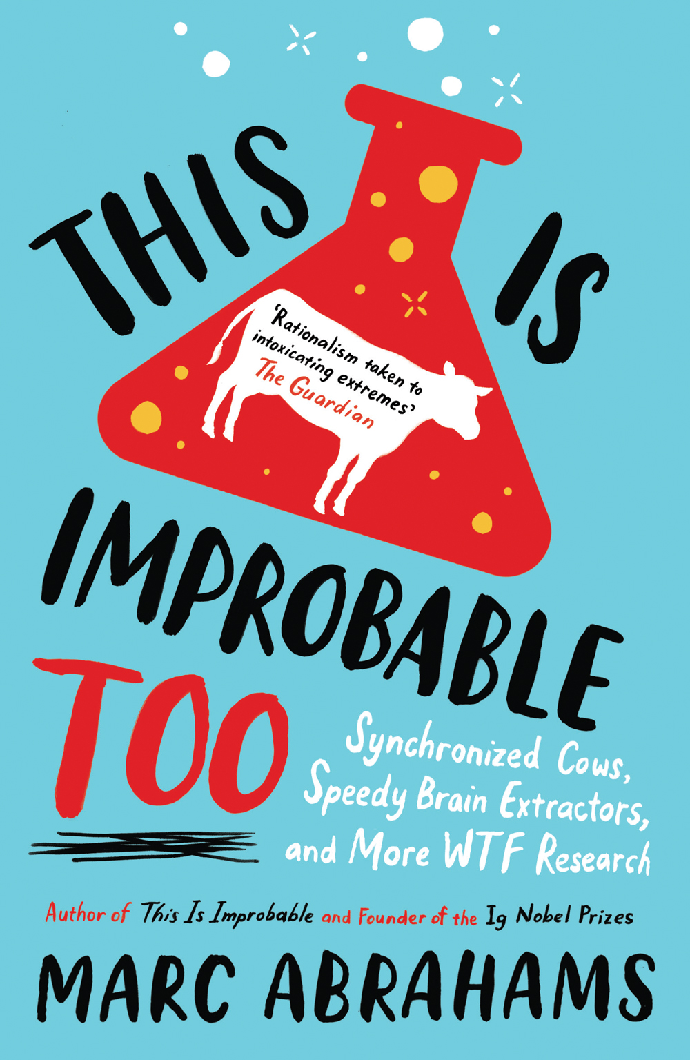 This is improbable too - cover