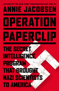 Operation Paperclip - cover