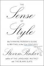 The sense of style - cover