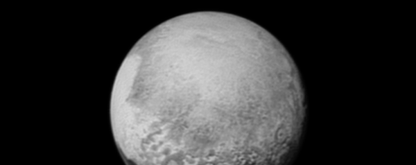 Pluto door New Horizons, 13 juli