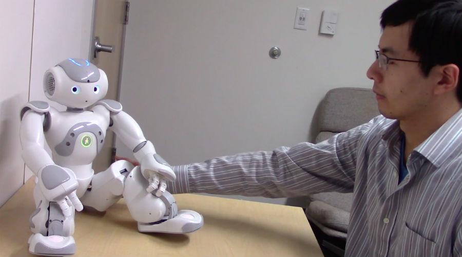 Robots winden op