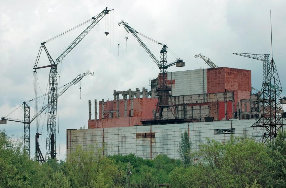 Reactoren 5 en 6 Tsjernobyl