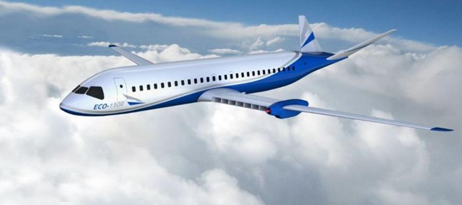 elektrisch vliegtuig