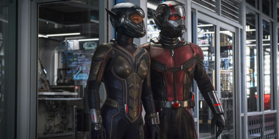 Ant-Man the wasp