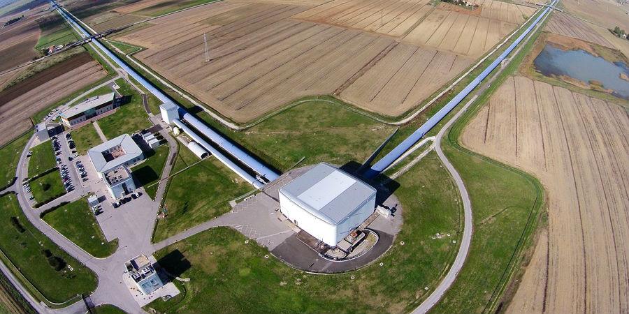 zwaartekrachtsgolven LIGO Virgo