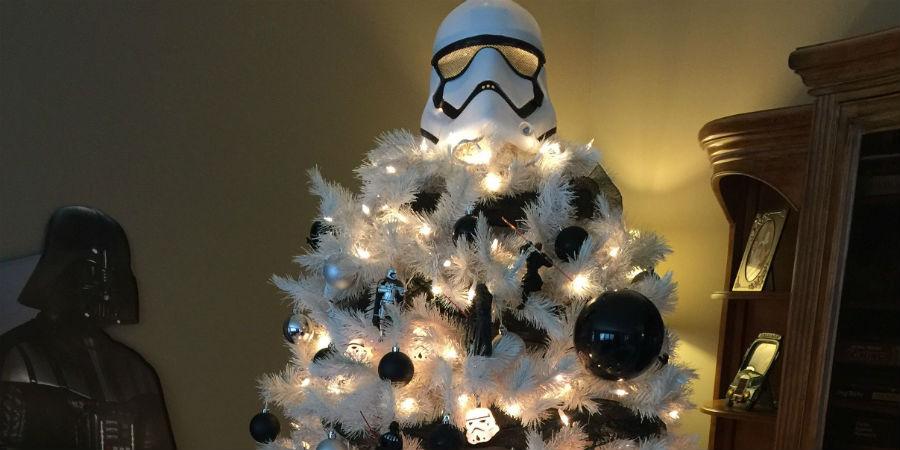 kerstboom dennenboom