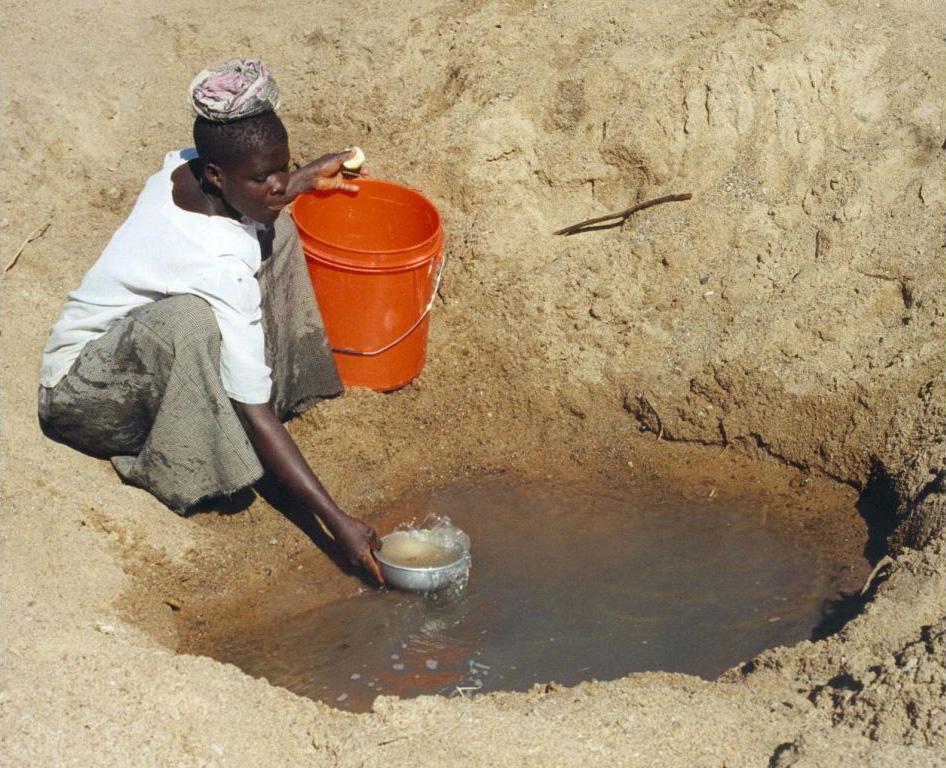 water drinkwater zonne-energie