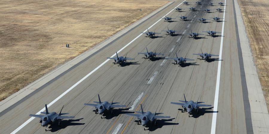 Koninklijke Luchtmacht F-35