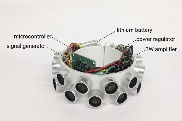 slimme armband speakers