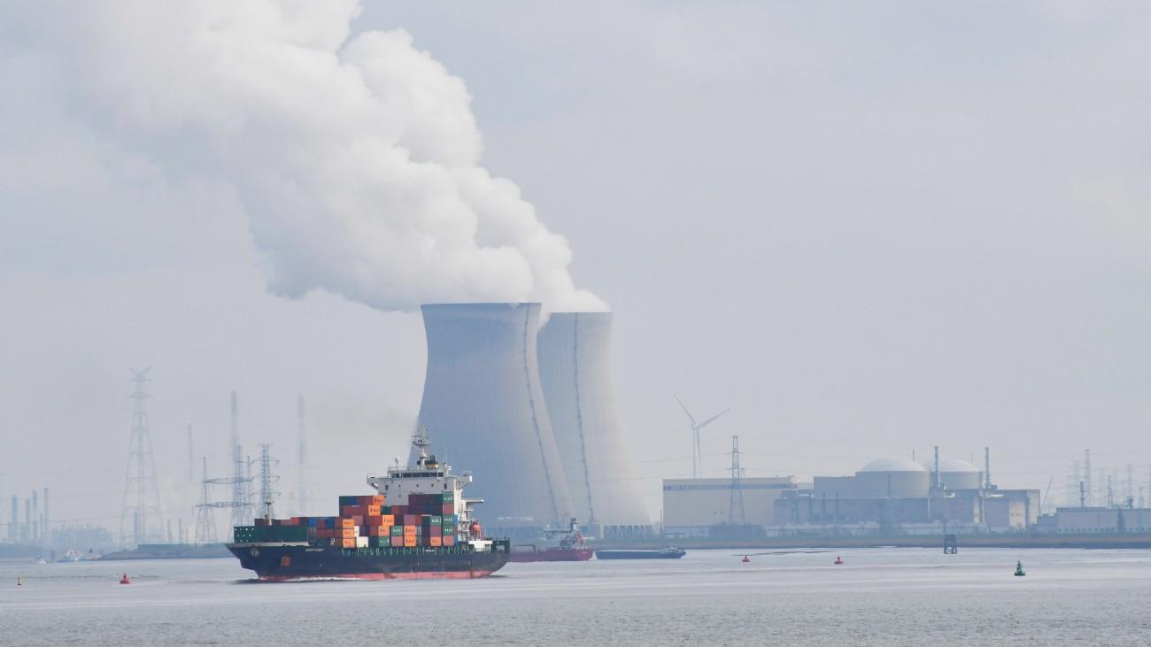 ontmantelen kerncentrale