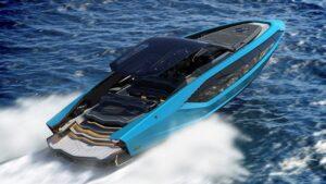 Lamborghini speedboot