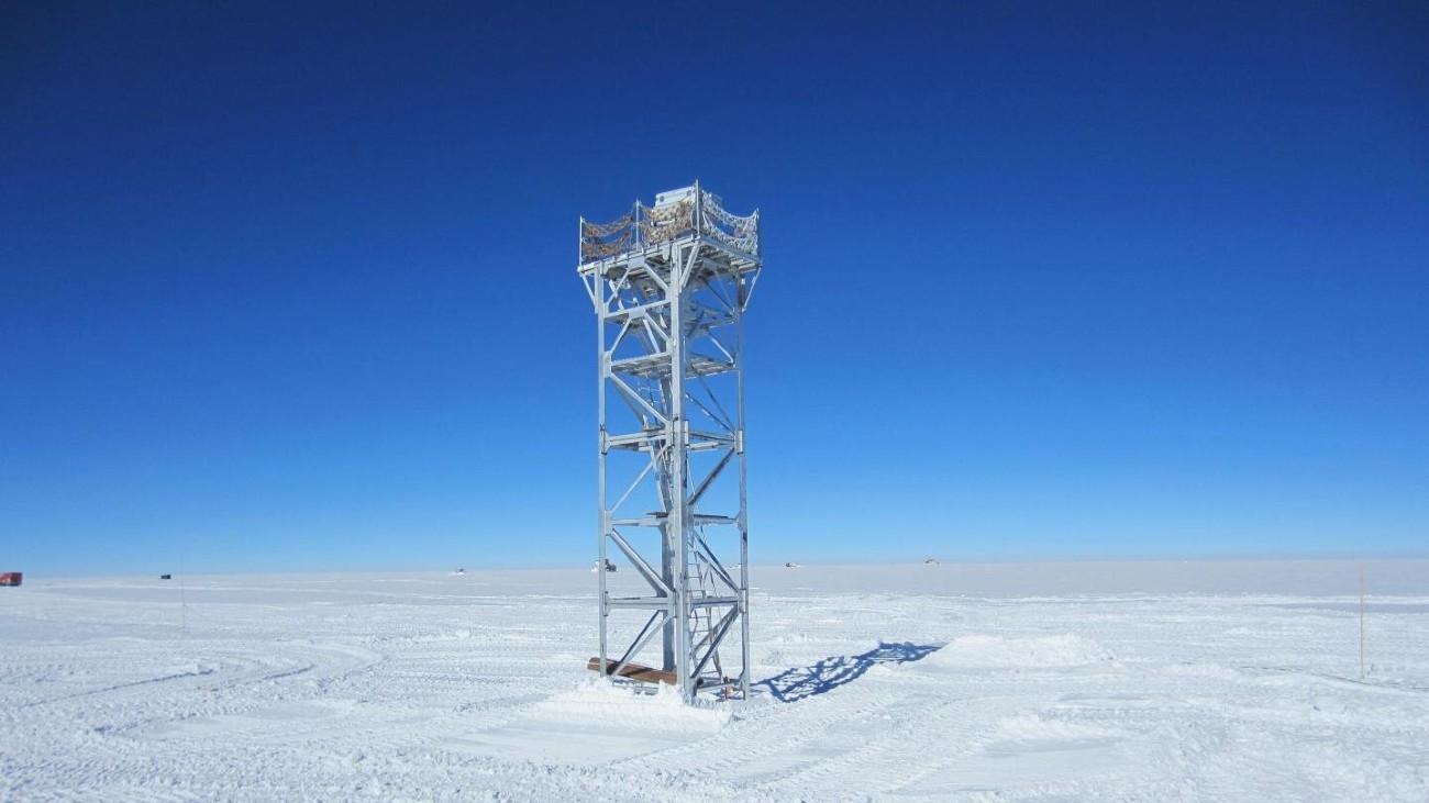 telescoop Antarctisch plateau