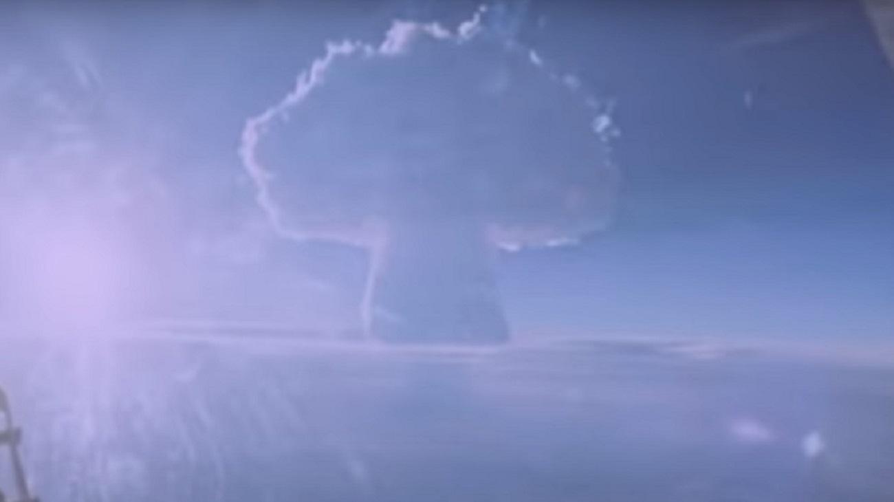 atoombom Tsar Bomba