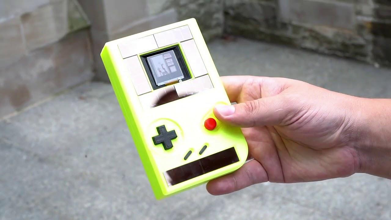 Gameboy zonder batterijen