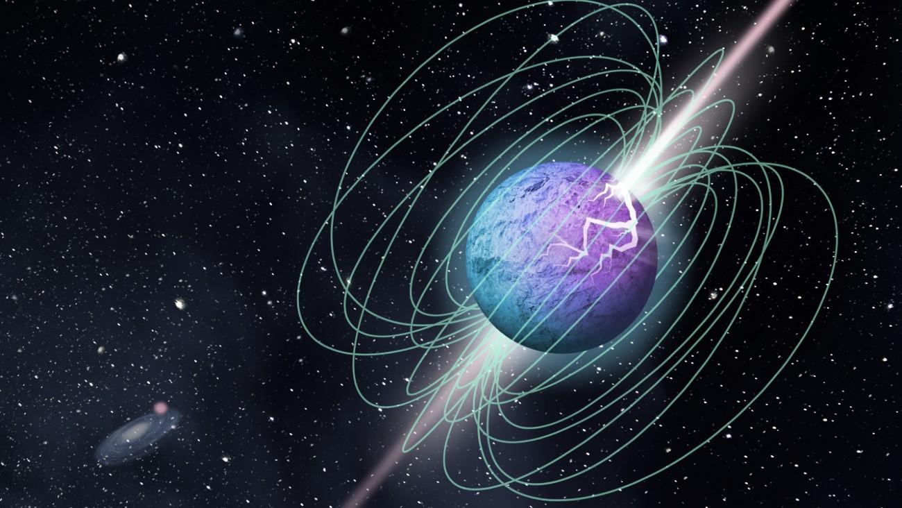 magnetar fast radio burst