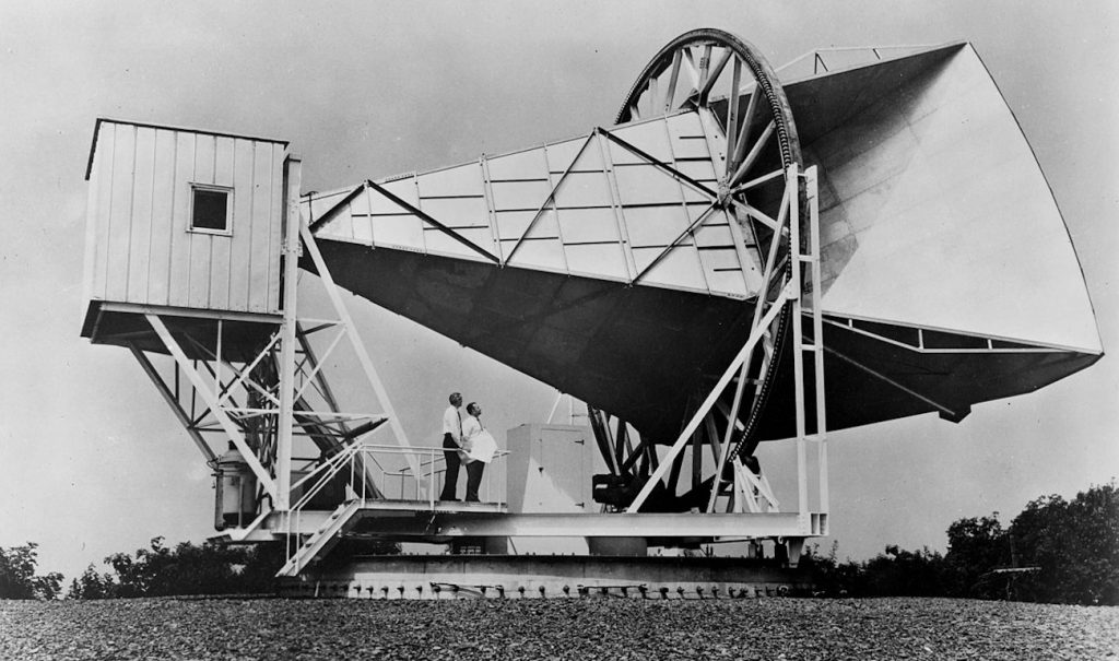 Radioantenne Bell Labs