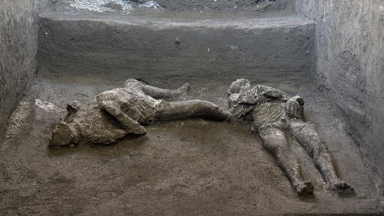 Pompeï Vesuvius