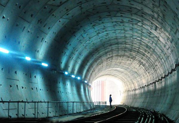 tunnel Gotthard